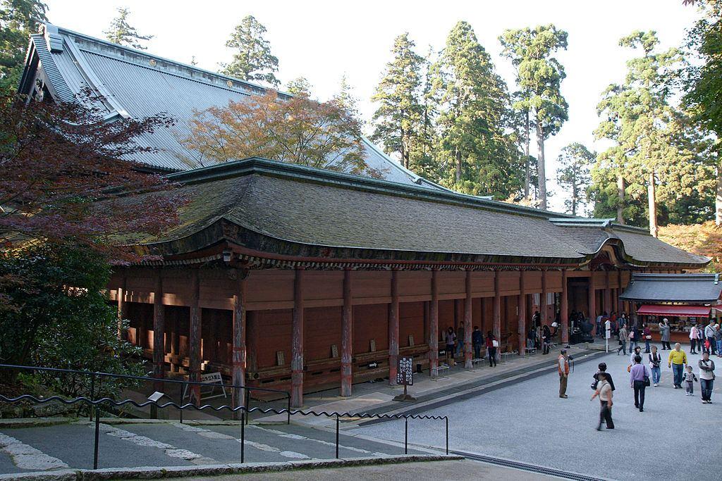 世界遺産・延暦寺
