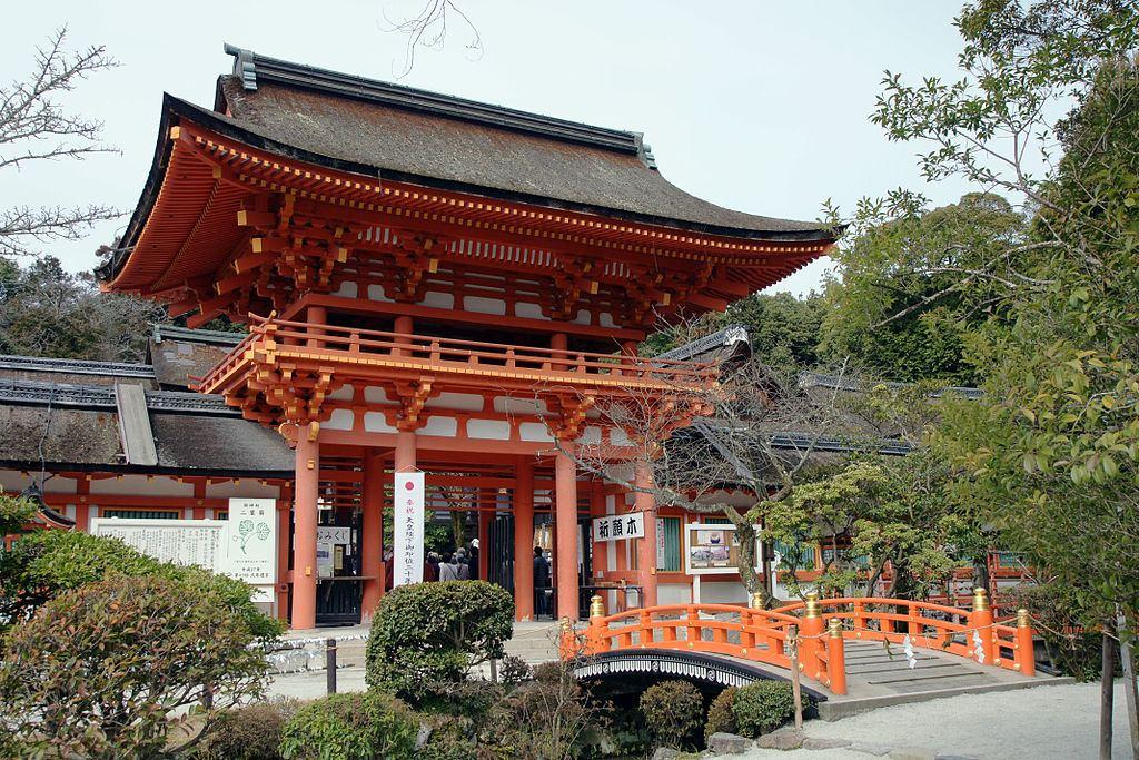 世界遺産・上賀茂神社