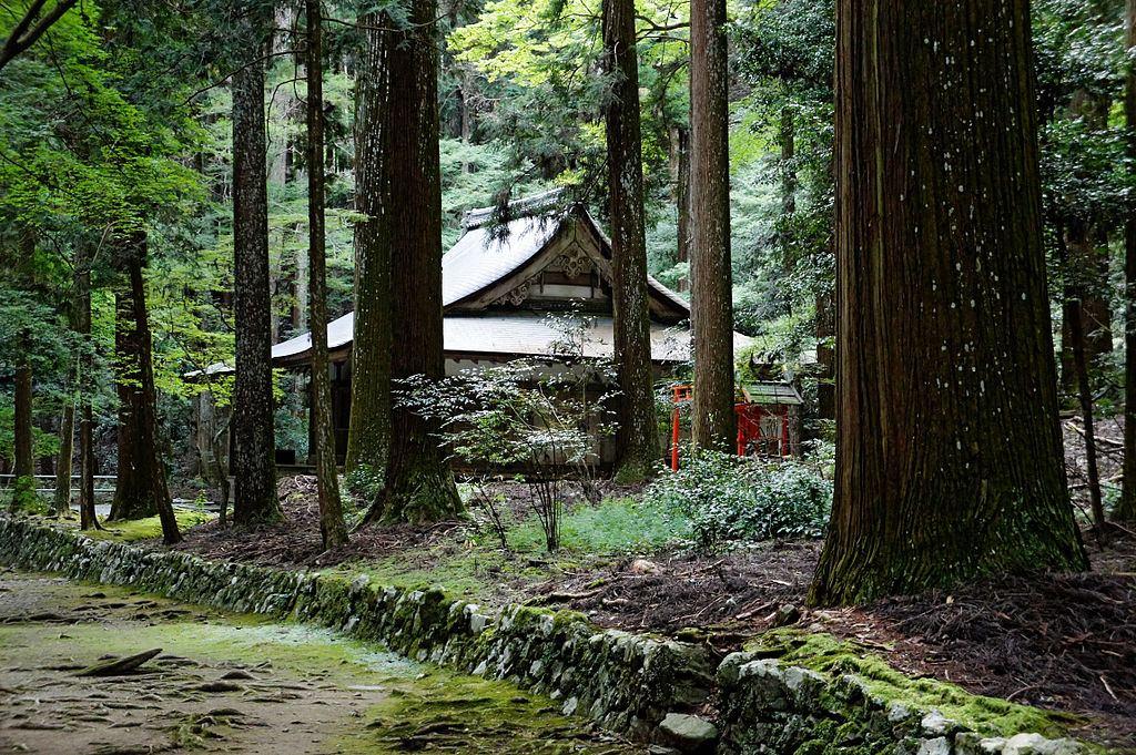 世界遺産・高山寺