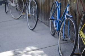 京都で自転車