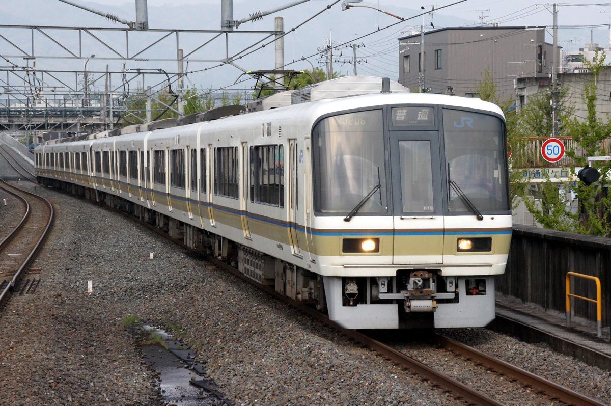 JR西日本嵯峨野線