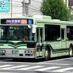 京都市交通局市バス