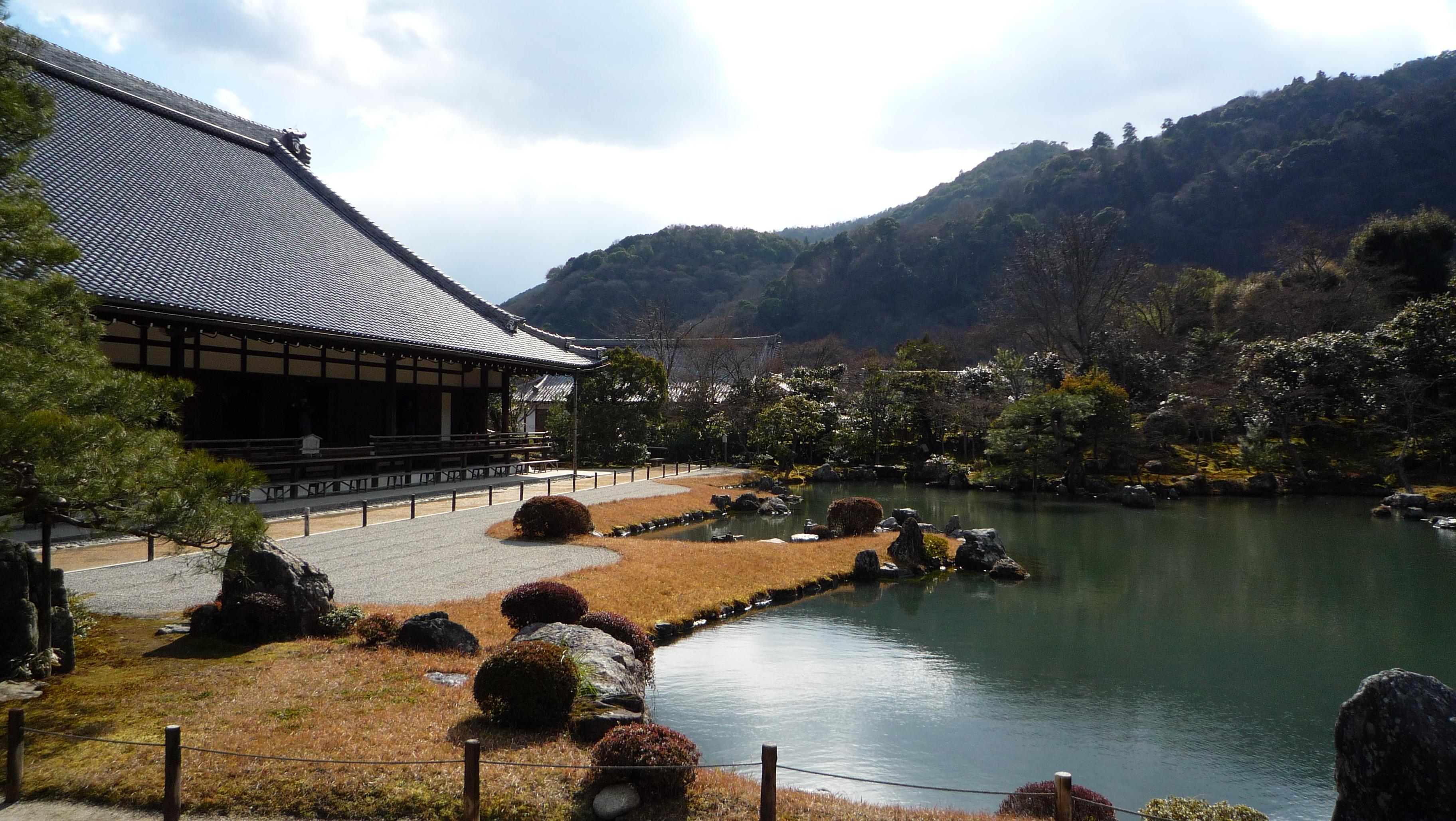 京都五山・天龍寺