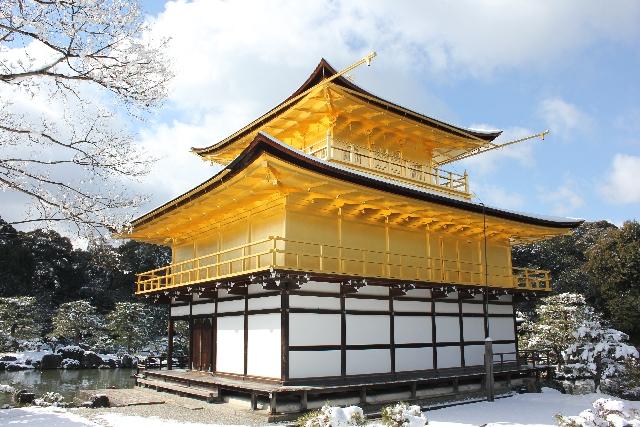 金閣寺周辺