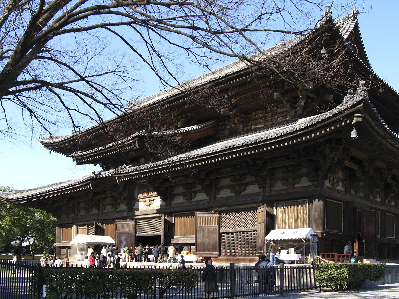 世界遺産・東寺