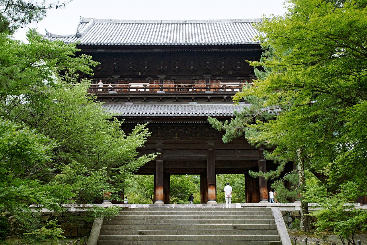 京都五山・南禅寺