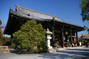 清涼寺・嵯峨釈迦堂