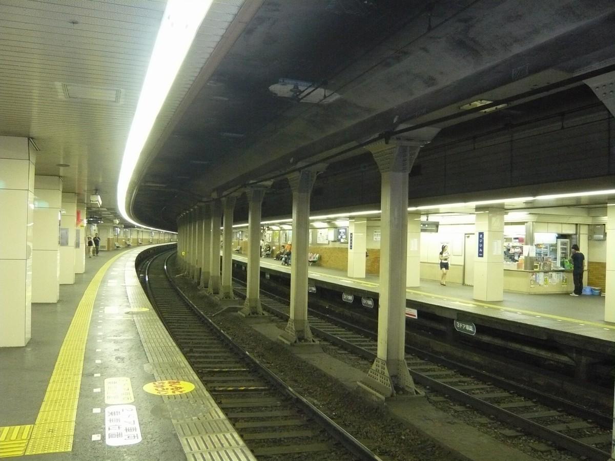阪急京都線西院駅