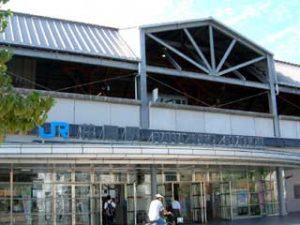 JR嵯峨野線・花園駅