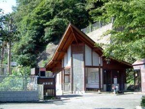 JR嵯峨野線・保津峡駅