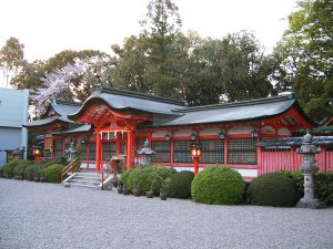 西院春日神社